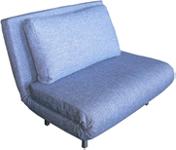Стильное кресло-кровать.