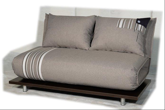 Компактный и стильный диван