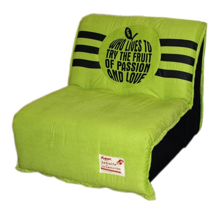 Стильное молодежное кресло-кровать. Раскладывается в полноценное спальное