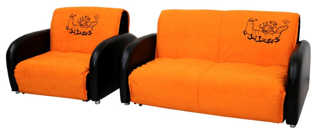 диван и кресло-кровать в комплекте цена