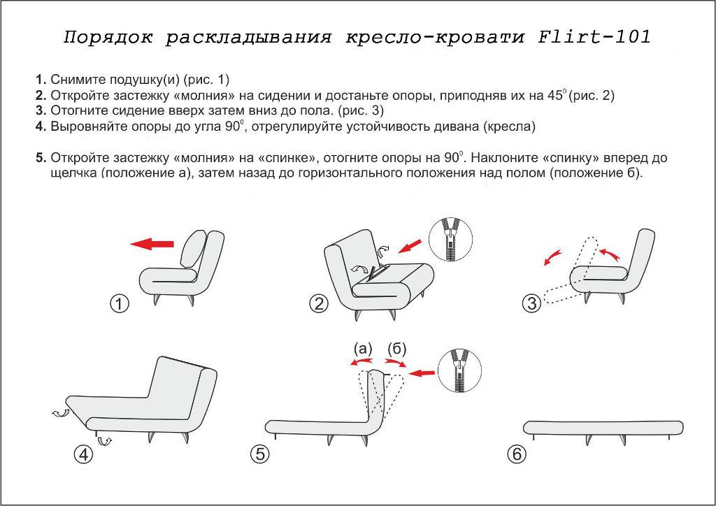 инструкция по сборке детской